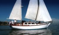 Zeiltochten ijsselmeer - Lady Victoria